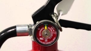 fire extinguisher recharge service